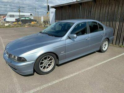 begagnad BMW 520 I LIM