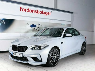 begagnad BMW M2 Competition 410hk DCT Nypris 719 900:-