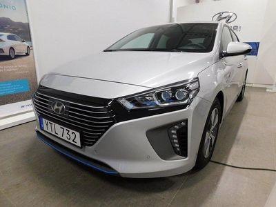 begagnad Hyundai Ioniq Plug-in 1.6 + 8.9 kWh DCT Euro