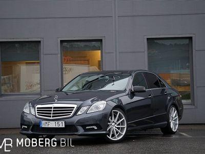 begagnad Mercedes E350 CDI BE 231hk AMG Panorama Navi Drag