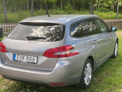 begagnad Peugeot 308 sw active