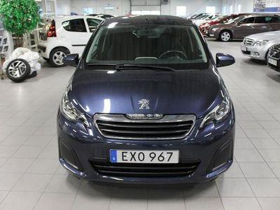 begagnad Peugeot 108 1,0 VTi 69hk Automat