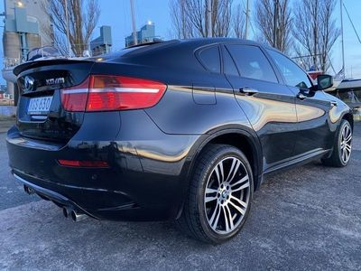 begagnad BMW X6 M E71 4,4 V8 555hk Steptronic (Byte?)