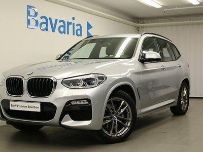 begagnad BMW X3 xDrive30i xDrive 30i MSport H/K Head-up Elstol m minne Värmare