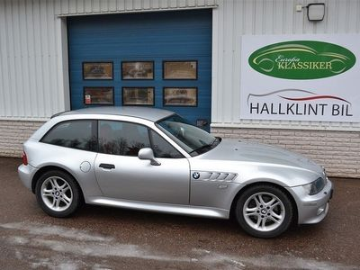 begagnad BMW Z3 3,0 Coupe
