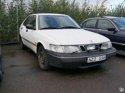 begagnad Saab 900 5-dörrar 2.0 130hk -97
