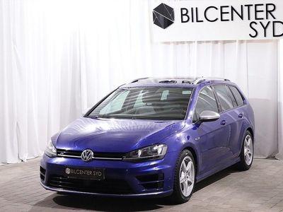 begagnad VW Golf R Variant 2.0 4Motion DSG Sekventiell, 300hk