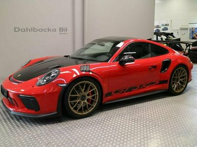 begagnad Porsche 911 GT3 RS Weissach