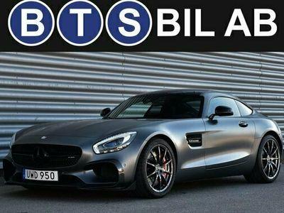 begagnad Mercedes AMG GT Benz S Performance Night Package 2016, Sportkupé Pris 899 900 kr