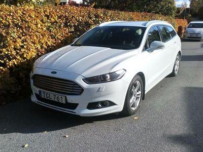 begagnad Ford Mondeo Kombi 1.5, nybilsgaranti