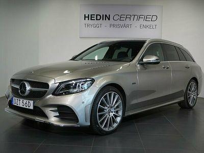 begagnad Mercedes C300 de Kombi // AMG Paket //Förare assistans paket // Fint U