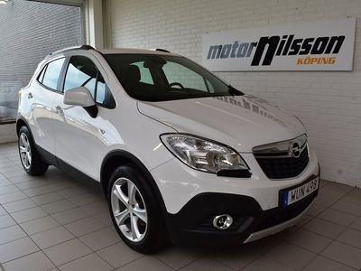 begagnad Opel Mokka Komfortpaket Plus Lågmilare 1.6 11 -14