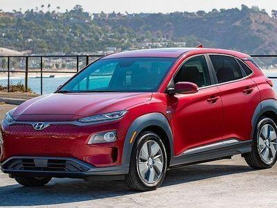 begagnad Hyundai Kona Electric 64 kWh Premium Plus -2020- Prel. leverans maj - ju