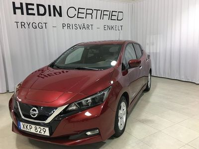 begagnad Nissan Leaf Leaf40 kWh N-Connecta / vinterhjul