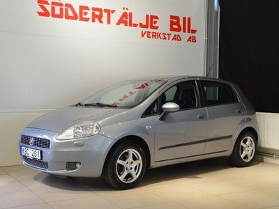begagnad Fiat Grande Punto GRANDE PUNTO 5D 1.4 5D 1.4