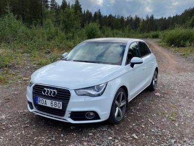begagnad Audi A1 Sportback 1.4 TFSI S