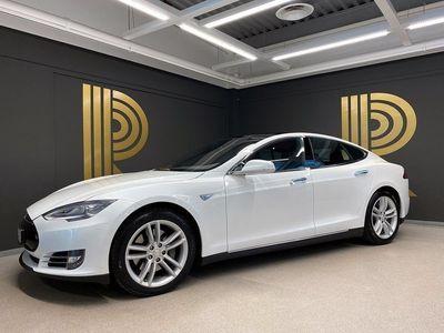 begagnad Tesla Model S 90D (423hk) Autopilot / Fri supercharge