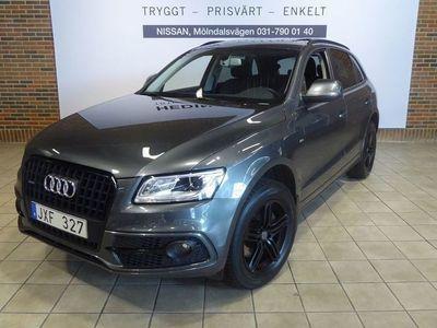 brugt Audi Q5 3.0 TDI quattro S Tronic (245hk) Drag/Värmare **Ny Servad**