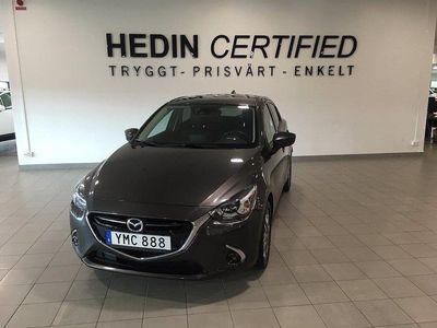 begagnad Mazda 2 1.5 SKYACTIV-G Manuell, 115hk, NAV/BA