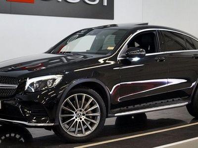 begagnad Mercedes GLC250 d Coupé Leasebar I 4MAT