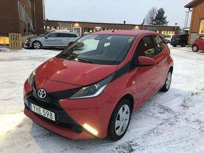 begagnad Toyota Aygo 1.0 VVT-i Euro 6 69hk *2000mil*