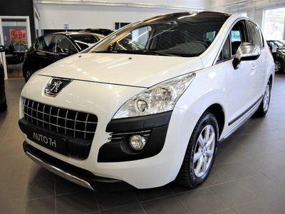 gebraucht Peugeot 3008 2.0 HDi Allure Automat 163hk // Panorama // Drag // Motorvä