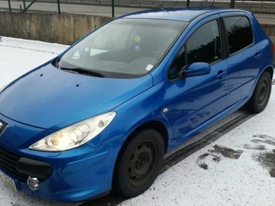begagnad Peugeot 307 1.6 hdi diesel -06