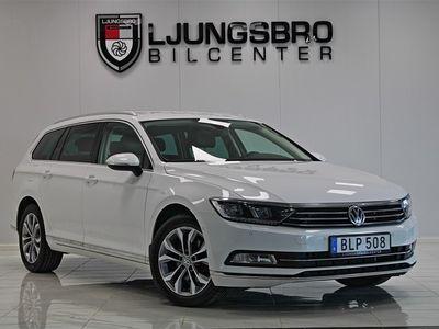 begagnad VW Passat 2.0 TDI GT Executive DRAG