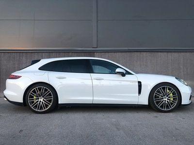 begagnad Porsche Panamera 4 E-Hybrid Sport Turismo PDK Euro 6 462hk
