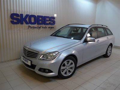 begagnad Mercedes C220 CDI Kombi BlueEfficiency
