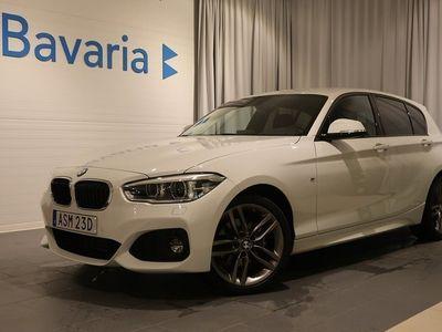 begagnad BMW 120 d xDrive 5-door M Sport Auto