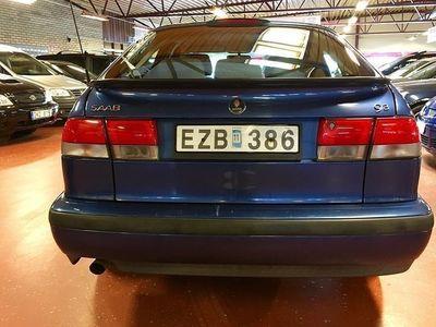 begagnad Saab 9-3 2.0i (130hk) / Cosmic -99