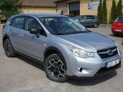 begagnad Subaru XV 2.0 4WD Lineartronic 150hk