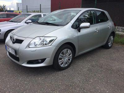 begagnad Toyota Auris 1,6