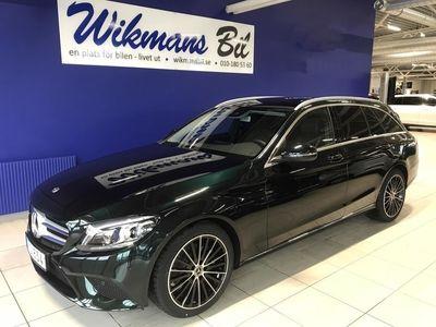begagnad Mercedes 220 C-KLASSKombi Face-Lift, SE Edition, Premium-/ Kombi-/ Vinterpaket