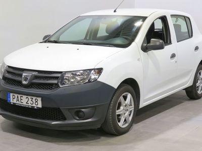 begagnad Dacia Sandero 1.2 75hk | Motorvärmare