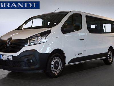 begagnad Renault Trafic Minibuss Passenger 1,6 125 TT