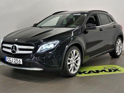 begagnad Mercedes GLA200 CDI | Panorama | Backka