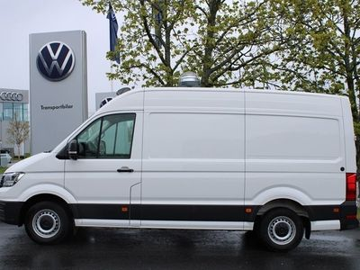 begagnad VW Crafter Skåp 35 SKÅP 177HK AUT 363 35 SK