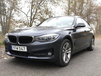 begagnad BMW 320 Gran Turismo d xDrive GT xDrive, F34 (190hk)