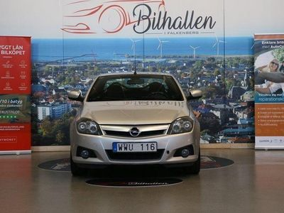 begagnad Opel Tigra TwinTop 1.4 Twinport 90hk -05