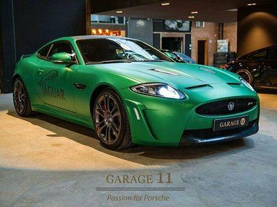 begagnad Jaguar XK XKR-S 550 hk Lågmil