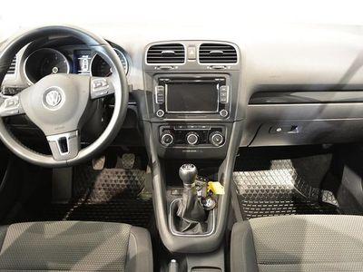 begagnad VW Golf 1,6 TDI Variant 4Motion