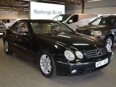 begagnad Mercedes CL500 5G-Tronic 306hk
