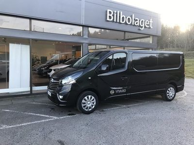 begagnad Opel Vivaro L2H1 125hk BiTurbo Premium Dvärm/ -19