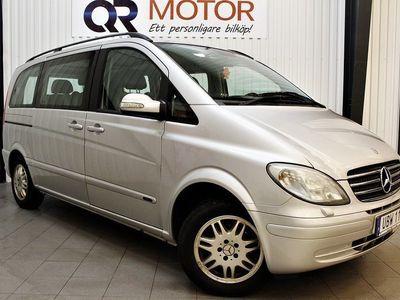 begagnad Mercedes Viano 2.2 Auto 7 sits Ambiente 150hk