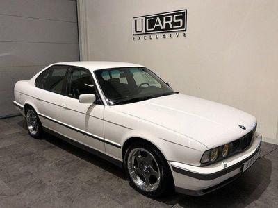 begagnad BMW M5 3.8L / E34 / 340HK