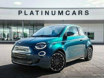 begagnad Fiat 500e LA Prima BV EL LEASEBAR Ny bil 2021, Halvkombi Pris 409 000 kr