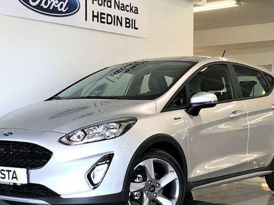 begagnad Ford Fiesta Active 1.0t 100hk Aut