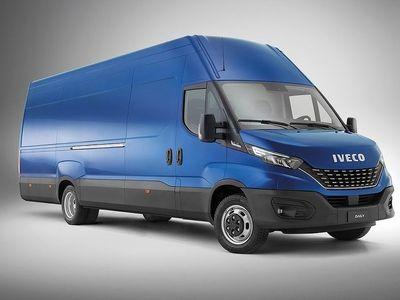 begagnad Iveco Daily 5,0 ton 16m3, 180hk, 8-stegs aut